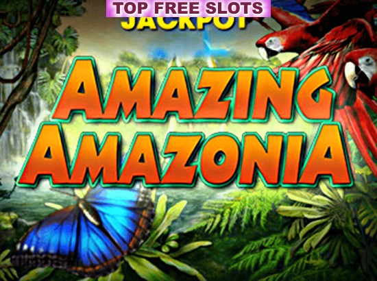 Amazing Amazonia™ Slot Machine Game to Play Free in Euro Games Technologys Online Casinos