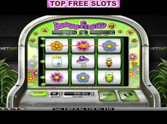 Online slots ideal