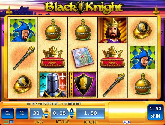 Knights and Cashtles Slot - Play Penny Slots Online