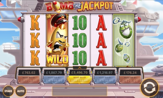 Bomb the Jackpot Slot - Play Online Slots for Free