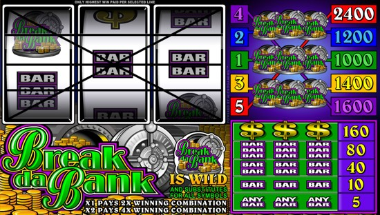 free classic 3 reel slots