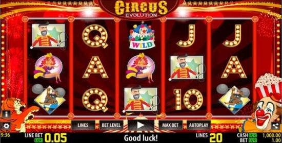 Circus Slots – Circus-Themed Online Slots