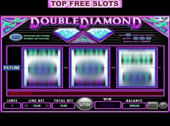 Free online casino slots double diamond