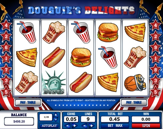 Douguies Delights™ Slot Machine Game to Play Free in Pragmatic Plays Online Casinos