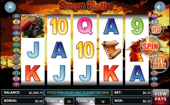 Dragon Master Slot™ Slot Machine Game to Play Free in WGSs Online Casinos