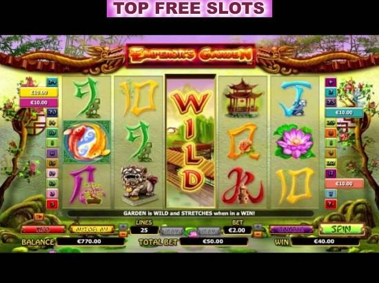 best free slots online garden spiele