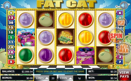 Fat Cat Slot™ Slot Machine Game to Play Free in WGSs Online Casinos