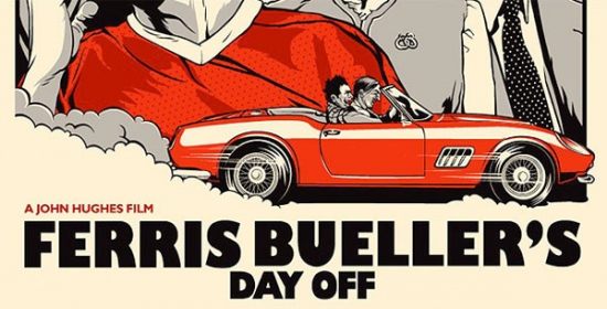 Ferris Bueller slots - ny WMS slot Ferris Buellers Day Off