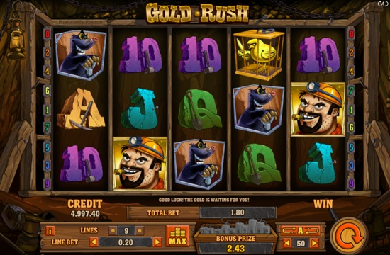Gold Slots - Play Free Online Slot Machines in Gold Theme -