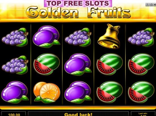 I love fruits slot machine