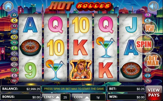 best free online slots sizzing hot