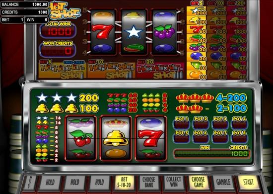 Roadhouse Casino Elko Slot Machine