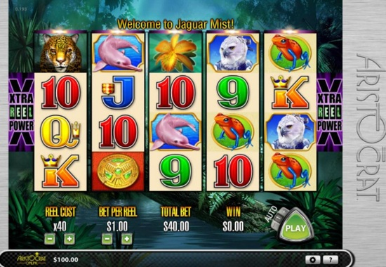 Jaguar Mist Slot Machine - Play Online for Free Now