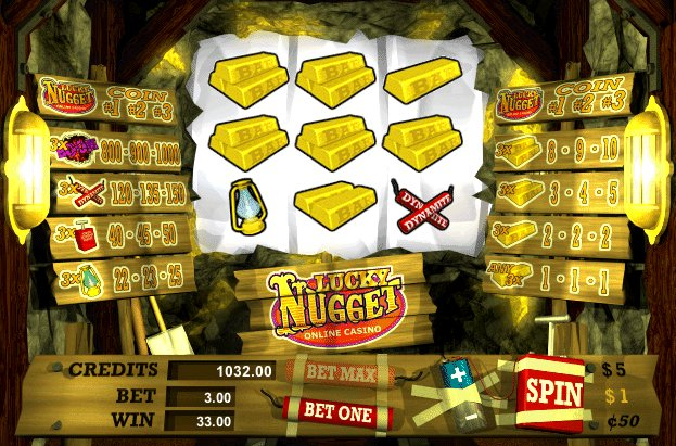 golden nugget online casino hades symbol