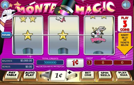 Monte Magic Slots - Play Free xxx Slot Machines Online