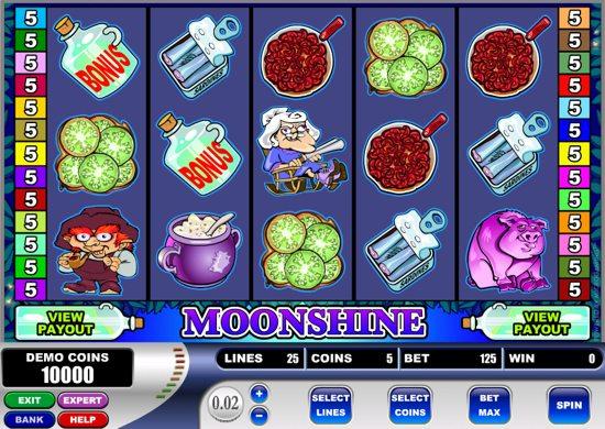 Moonshine Slot Machine Online ᐈ Microgaming™ Casino Slots