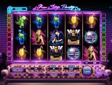 Non-stop Party Slot Machine Online ᐈ GamesOS™ Casino Slots