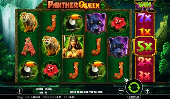 Aztec Pyramids Slot Machine - Play this Video Slot Online