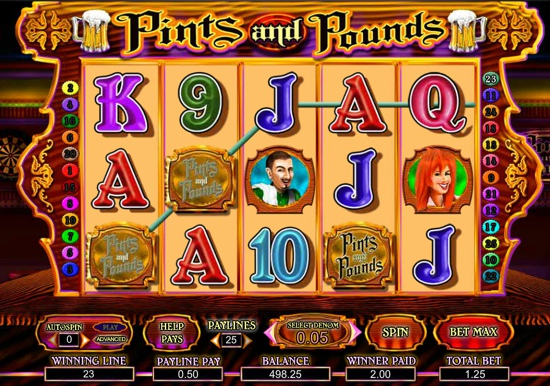 Pints and Pounds Slots - Play Online for Free or Real Money