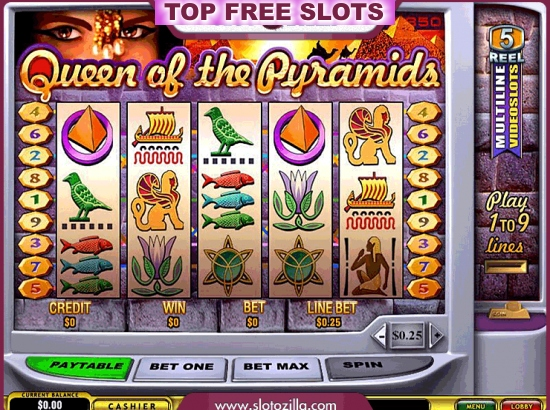 The Great Pyramid Slot - Review and Free Online Game