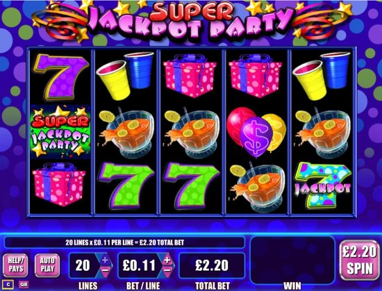 jackpot party casino slots free online ra game