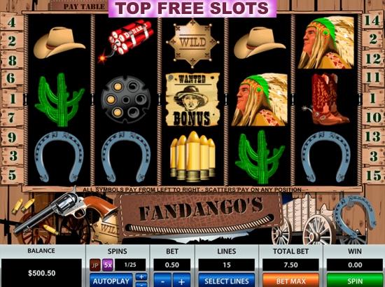 Fandangos Slot Machine - Play this Game by Pragmatic Play Online