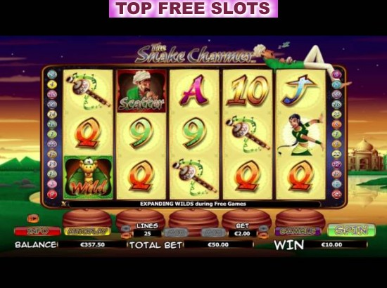 The Snake Charmer Slot Machine Online ᐈ NextGen Gaming™ Casino Slots