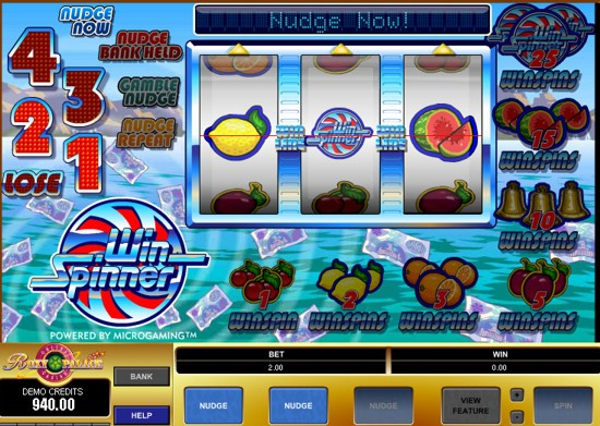 Win Spinner™ Slot Machine Game to Play Free in Microgamings Online Casinos